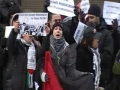 Calgary Protest Against Israel Dec 28 2008 - Part 1 - English