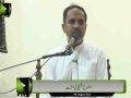 [  تبلیغ کی اہمیت | Tabligh Ki Ehmiat ] H.I Mazhar Kazmi - 08 August 2015 - Urdu