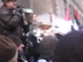 Protest against Israeli massacre in Gaza - Toronto - 28Dec08