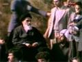 İmam Humeyni\\\'nin Tahran\\\'a dönüşü - Beheşti Zehra Konuşmasının tamamı - Farsi