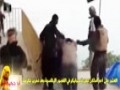 Iraqi forces return to site where ISIS Killed 1700 young cadets last year - Arabic
