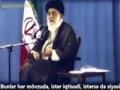 Qərb nəzəriyyələrinin sonu - Ayətullah Xamenei - Farsi Sub Azeri