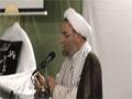 [Jashan-e-Eid-e-Ghadeer 2015] Speech : Maulana Ghulam Hurr Shabbiri - Urdu