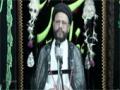 [03] Islam Challenges Humanity - Molana Zaki Baqri - Safar 1435/2013 - Urdu