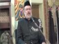 [01] Insani Mashere par Ambiya-e-Elahi ka Asar - 01 Muharram 1437 - Moulana Mujahid Hussain - Urdu