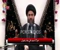 [05] Nehjul Balagah - Moulana Ali Raza Rizvi - 04 Muharram 1437/2015 - Urdu