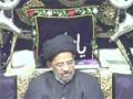 [02] Maulana Razi Jaffar Naqvi - 03 Muharram 1437/2015 - Urdu
