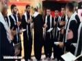 [04] Azadari Sayyed-us-Shuhada Dar Jamia Urwah-tul-Wusqa - Nohay Muharram 1437 - 2015 - Urdu