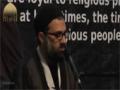 [07] Maulana Syed Hasan Mujtaba Rizvi - Masjid e Luton - 06 Muharram 1437/2015 - English