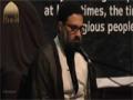 [06] Maulana Syed Hasan Mujtaba Rizvi - Masjid e Luton - 05 Muharram 1437/2015 - English