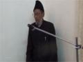 Madiyat aur Manawiyat - 06 Muharram 1437 - Dr. Payam Azmi - Urdu