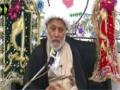 [05] Muharram 1437 - انتظار فرج | Entezar e Faraj - H.I Ghulam Abbas Raesi - Urdu