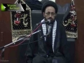 [02]  Karbala Tasalsole Paighame Qurani - H.I. Sadiq Taqvi - 2nd Muharram 1437/2015 - Urdu