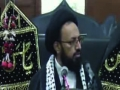 [05]  Karbala Tasalsole Paighame Qurani - H.I. Sadiq Taqvi - 5th Muharram 1437/2015 - Urdu