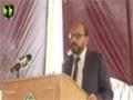 [یوم حسین ع] Speech : Professor Dr. Salman - 20 October 2015 - Urdu University - Urdu