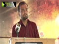 [یوم حسین ع] Kalam : Br. Musa - 20 October 2015 - Urdu University - Urdu