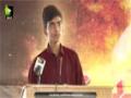 [یوم حسین ع] Kalam : Br. Zain Abbas - 20 October 2015 - Urdu University - Urdu