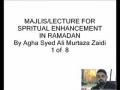 2-Sura Al-Fath  By Agha Ali Murtaza Zaidi - Urdu
