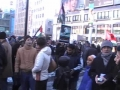 Canadian flooded into streets to protest against Israeli massacre -3Jan2009 - english