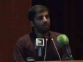 [یوم حسین ع] Kalam : Br. Raza - 28 Oct 2015/1437 - NED University of Engineering and Technology - Urdu