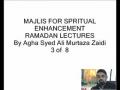 4-Sura Al-Fath  By Agha Ali Murtaza Zaidi - Urdu