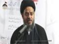 [Seminar : Bazme Muslema] H.I Aqeel ul Gharavi - 21 Dec 2014 - Babul Murad Centre London - Urdu