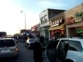 Protest in Dearborn Michigan against Israel - Dec08 - Gaza massacre