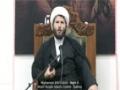 [08] Hal min naasirin yansurni - Sheikh Hamza Sodagar - Muharram 1437/2015 - English