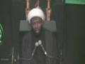 [Ashra-e-Zainabiya] Sheikh Nuru Mohammed - 16 Safar 1437 - The KSIMC of London - English