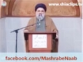 Arbaen e imam hussain ki importance by Aga Jawad naqvi - Urdu