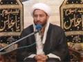 [02] Paigham e Imam Hussain (A,S) - Maulana Sakhawat Qummi - Muharram 1437/2015 - Islamabad - Urdu