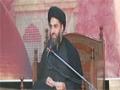 [03 Majlis] 18 Muharram 1437 - Furus E Islam (Islam Ki Buniyaad) - Allama Syed Ali Raza Rizvi - Urdu