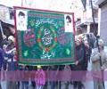 Noha 2015 - Sajjad Ali during Arbaieen Procession in Kargil J&K India - Urdu