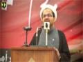 دنیا میں امتحان کا فلسفہ اور پیغام کربلا - مولانا محمد رضا داودانی