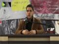 [Seminar] Shaheed Mina Mubaligh wa madafah Dr. Ghulam Muhammad Fakhruddin - M. Abbas Fakhruddin - 27 Safar 1438 - Farsi
