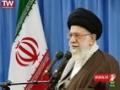 IMAM KHAMENEI PRAISES VOLUNTEER FORCES OF IRAN (BASIJI) - English