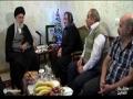 فارسی - مستند حواریون شھید - دیدار رھبر معظم انقلاب با شھید مسیحی د�