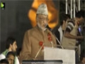 [Jashan e Eid e Milladun Nabi] 12 Rabbi-ul-Awwal 1437 - Speech : Janab Abbas Kumaili - Numaish, Karachi - Urdu