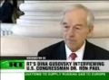 Ron Paul: United States will be blamed for the ongoing violence in Gaza - English