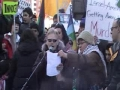 5th Calgary Protest-President of Postal Union- English