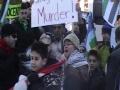 5th Calgary Rally - Speech of Peace Activist-English