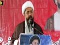 [Seminar Bayad e Shuhada e Millat e Jafria] Speech : H.I Amin shaheedi - 10 Jan 2016 - Urdu