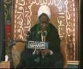 21st Muharram 1436: Commemoration of the Martyrdom of Imam Husain (AS) Evening session - sh ibrahim zakzaky - Ha