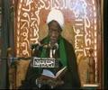 22nd Muharram 1436: Commemoration of the Martyrdom of Imam Husain (AS) Night session - sh ibrahim zakzaky - Haus