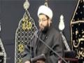 [01] Uprising of Imam Hussain (as) - H.I Sheikh Afzal Hussain Merali - English
