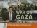 Red Crescent Ambulance Attacked by Israel - 13Jan09 - English
