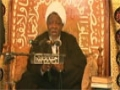 2nd Day :Commemmoration of the Martyrdom of Sayyida Fatima (AS) Evening Session - Hausa