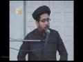 Maulana Shoaib Naqvi -   مجلس شہادت حضرت فاطمہ زہرا س - Urdu