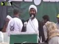 Baydar-E-Ummat Conference Bhitt Shah [2016] - Molana Dost Ali Saeedi - Urdu