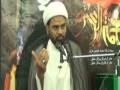 { Day-3 ] - Majlis e Aza Ayame Fatimiya (sa) Agha Akhtar Abbas Jaun | Urdu